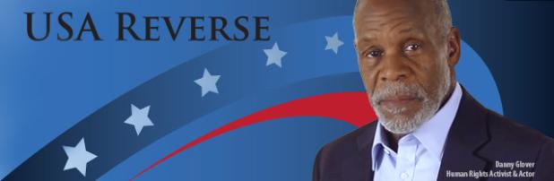 Danny Glover - USA Reverse logo
