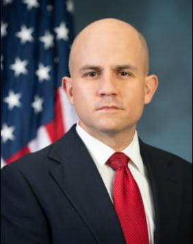 Staff photo of Joseph M. Gormley