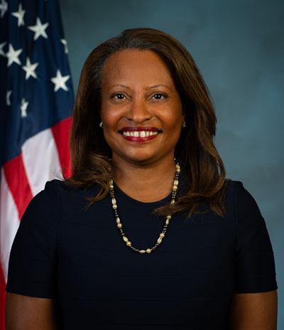 Official portrait of Deputy HUD Secretary Adrianne Todman.